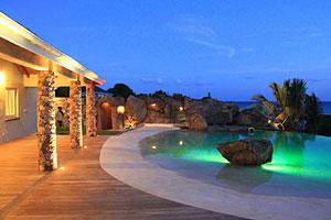 Villa La Roche dans l'eau1
